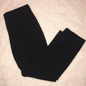 Black Banana Republic Dress Pants